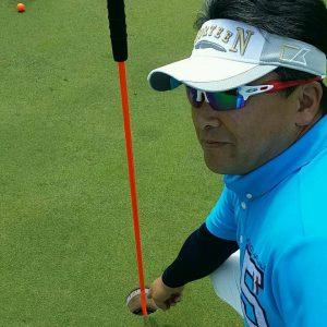 【お客様の声】ホールインワン達成できました!!競技ゴルファー篠原紀之さん