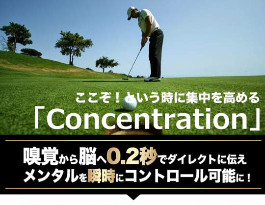 4種商品top.Concentration