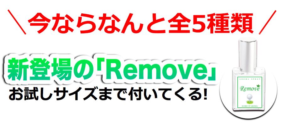 Removeプレゼント_白